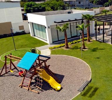Foto de casas en Escobedo, N.L. Anáhuac San Patricio, amenidades, parque central.